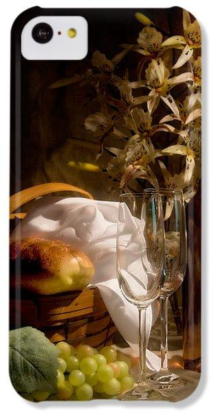 Wine And Romance IPhone 5c Case