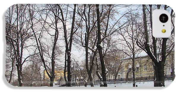 Winter Boulevard IPhone 5c Case