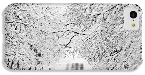 IPhone 5c Case featuring the photograph Winter Wonderland by Ricky L Jones