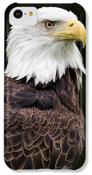 With Dignity IPhone 5c Case by Dale Kincaid