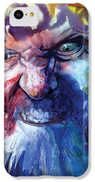 Wizzlewump IPhone 5c Case by Frank Robert Dixon