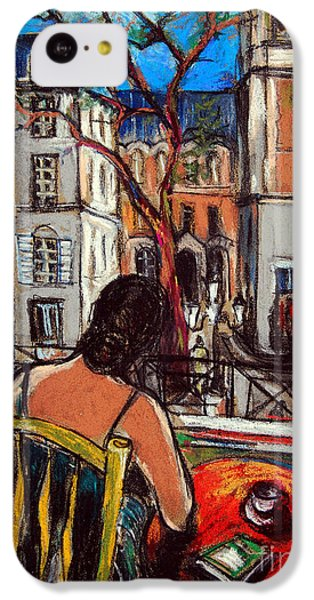 Woman At Window IPhone 5c Case
