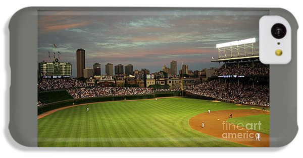 Wrigley Field At Dusk IPhone 5c Case