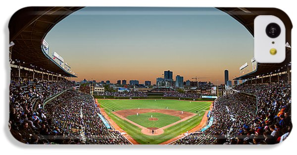 Wrigley Field Night Game Chicago IPhone 5c Case