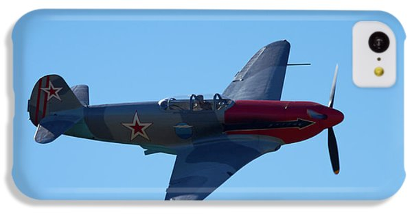 Yakovlev Yak-3 - Wwii Russian Fighter IPhone 5c Case by David Wall