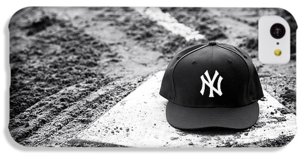 Yankee Home IPhone 5c Case by John Rizzuto