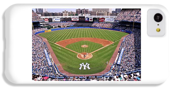 Yankee Stadium IPhone 5c Case