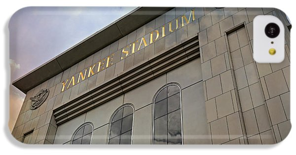 Yankee Stadium IPhone 5c Case by Stephen Stookey