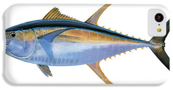 Yellowfin Tuna IPhone 5c Case by Carey Chen