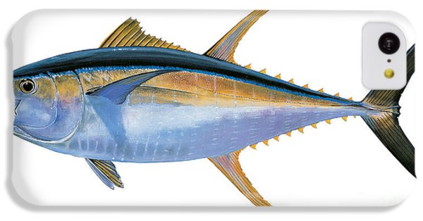 Yellowfin Tuna IPhone 5c Case
