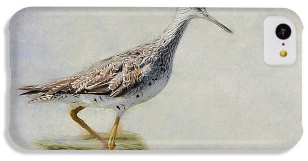 Yellowlegs IPhone 5c Case by Bill Wakeley