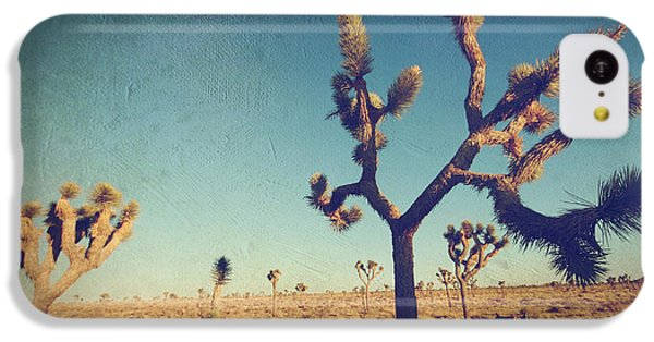 Desert iPhone 5c Case - Yes I'm Still Running by Laurie Search