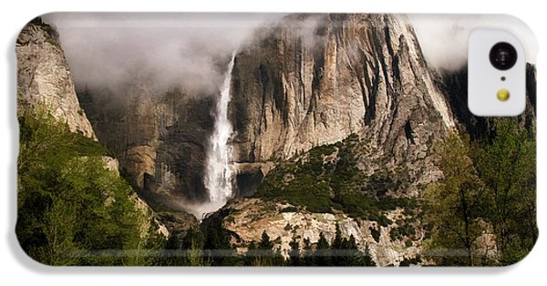 Yosemite Valley View IPhone 5c Case