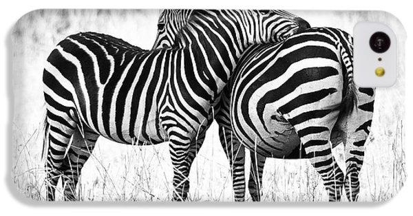 Zebra Love IPhone 5c Case