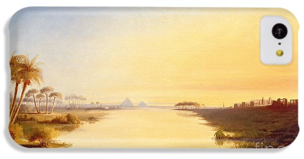 Egyptian Oasis IPhone 5c Case