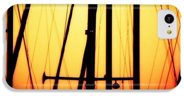 Master Sunset IPhone 5c Case