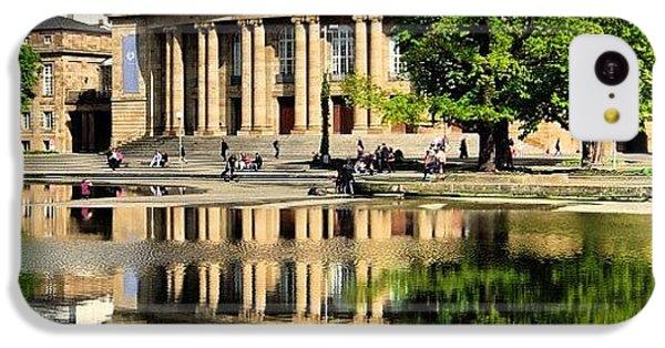 Stuttgart Staatstheater Staatsoper Opera Theatre Germany IPhone 5c Case by Matthias Hauser