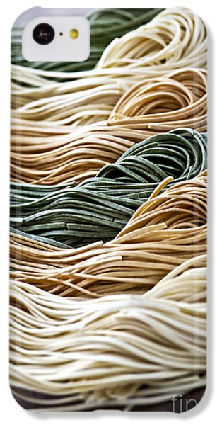 Tagliolini Pasta IPhone 5c Case by Elena Elisseeva