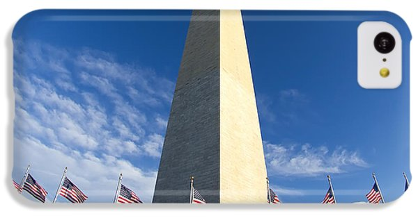 Washington Monument IPhone 5c Case by Dustin K Ryan