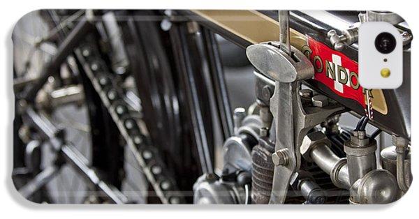 Condor iPhone 5c Case - 1923 Condor Motorcycle by Jill Reger