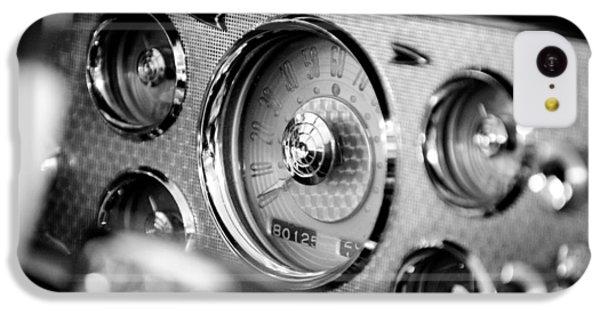 1956 Packard Caribbean Dashboard IPhone 5c Case by Sebastian Musial