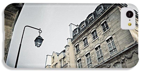 Paris Street IPhone 5c Case by Elena Elisseeva