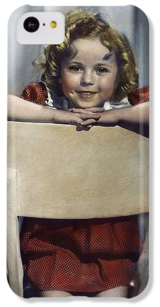 Shirley Temple (1928- ) IPhone 5c Case