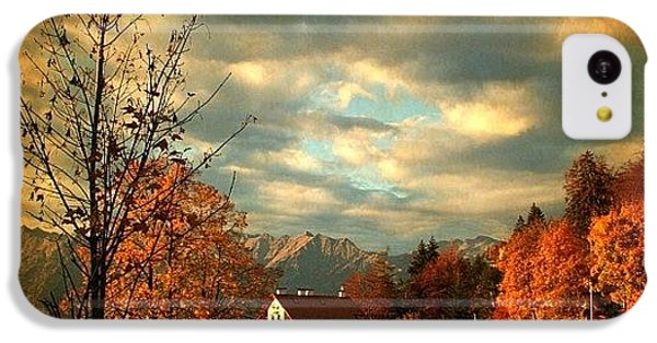 Beautiful iPhone 5c Case - Autumn In South Tyrol by Luisa Azzolini