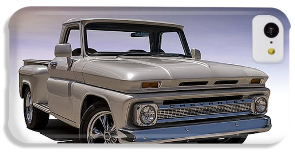 Truck iPhone 5c Case - '66 Chevy Pickup by Douglas Pittman