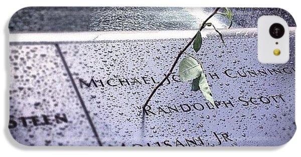 Summer iPhone 5c Case - 9/11 Memorial by Randy Lemoine