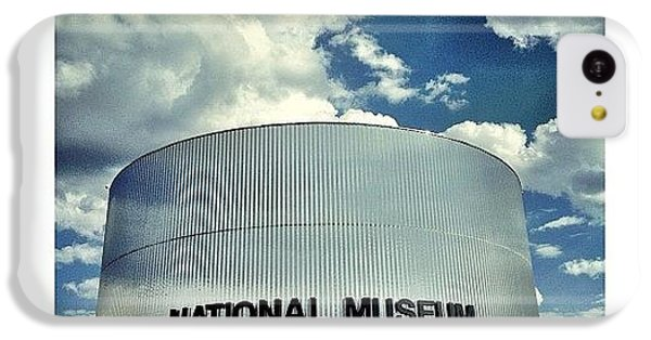 Ohio iPhone 5c Case - Air Force Museum by Natasha Marco