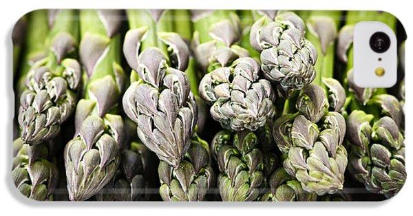 Asparagus IPhone 5c Case by Elena Elisseeva