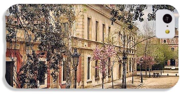 Iger iPhone 5c Case - Barcelona - Bcn by Joel Lopez