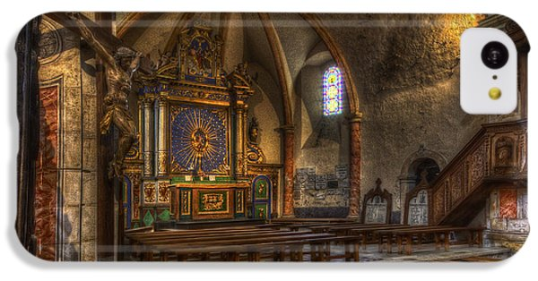 Baroque Church In Savoire France 2 IPhone 5c Case