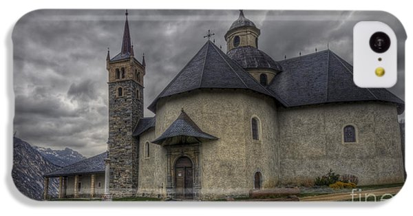 Baroque Church In Savoire France 6 IPhone 5c Case