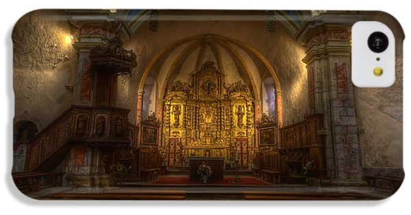 Baroque Church In Savoire France IPhone 5c Case