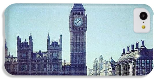 Classic iPhone 5c Case - #bigben #buildings #westminster by Abdelrahman Alawwad