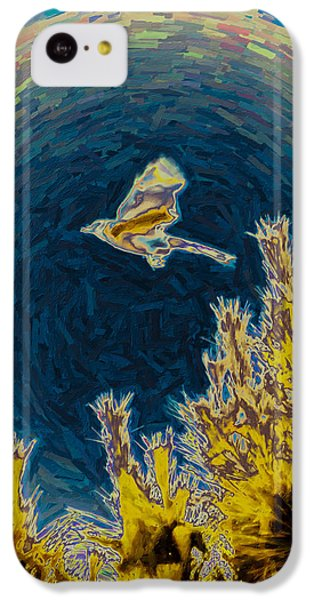 Bluejay Gone Wild IPhone 5c Case