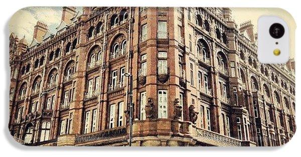 Classic iPhone 5c Case - #britanniahotel  #hotel #buildings by Abdelrahman Alawwad