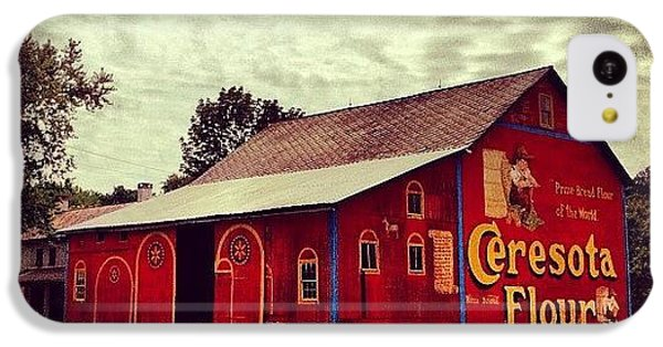 Buy Flour. #barn #pa #pennsylvania IPhone 5c Case