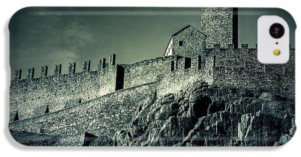 Castelgrande Bellinzona IPhone 5c Case by Joana Kruse
