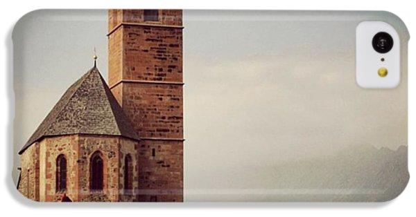 Architecture iPhone 5c Case - Church Of Santa Giustina - Alto Adige by Luisa Azzolini