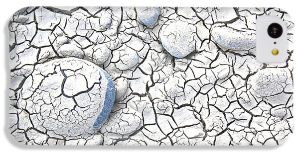 Cracked Earth IPhone 5c Case by Nareeta Martin