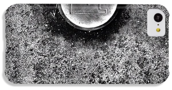 Detail iPhone 5c Case - #detail #journey #texture #bnw by Ritchie Garrod