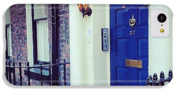 #door #house #light #liverpool #uk IPhone 5c Case