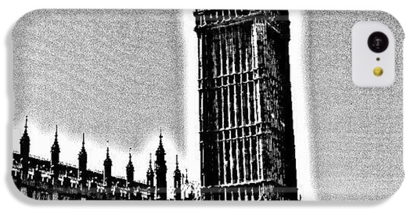 Classic iPhone 5c Case - Edited Photo, May 2012 | #london by Abdelrahman Alawwad