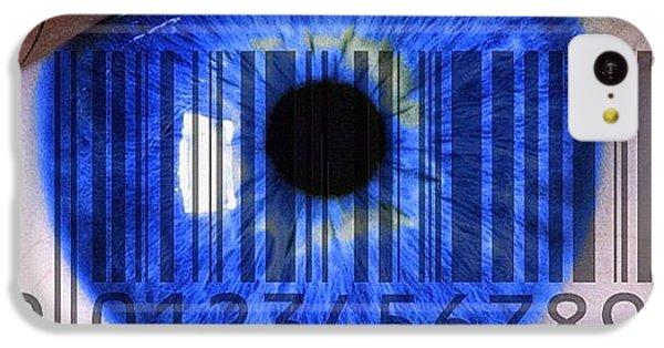 Eye Scan IPhone 5c Case