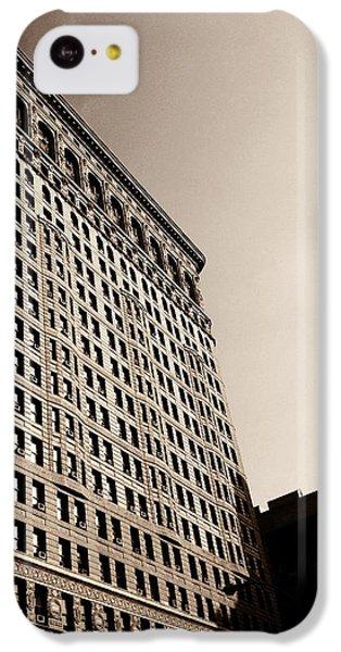 Flatiron Building - New York City IPhone 5c Case