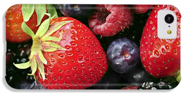 Fresh Berries IPhone 5c Case by Elena Elisseeva