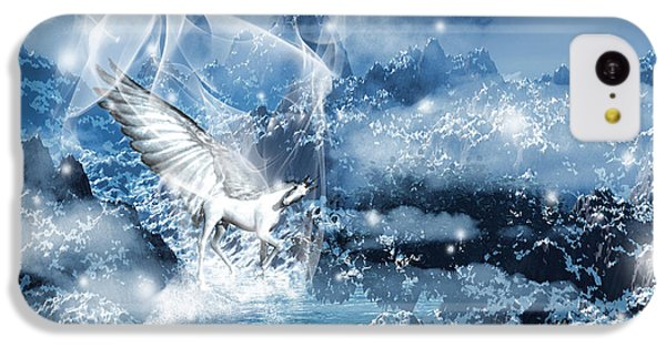 Heavenly Interlude IPhone 5c Case by Lourry Legarde
